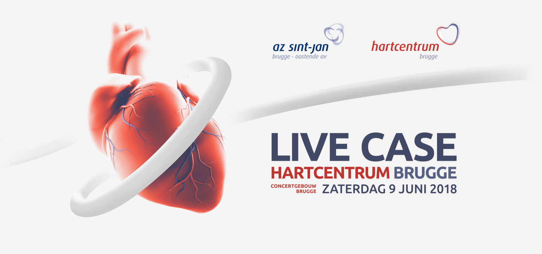 Live Case Hartcentrum Brugge - Zaterdag 9 juni 2018